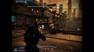 Mass Effect 3 - Insanity Infiltrator Gameplay - Cerberus Abductions