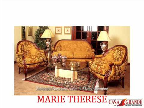 Muebles de sala cat logo casagrande youtube for Muebles de sala sears
