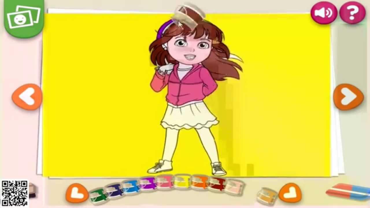 Dora The Explorer - Fairytale & Backpack Adventure, Full ...