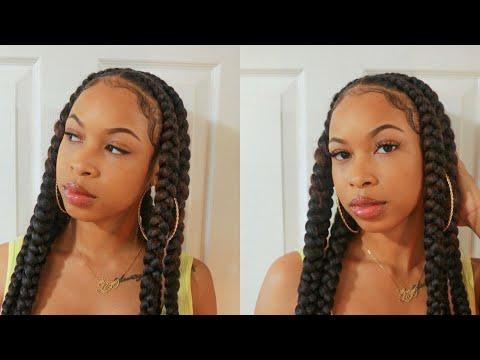 pop-smoke-feed-in-braids-|-tribal-braids