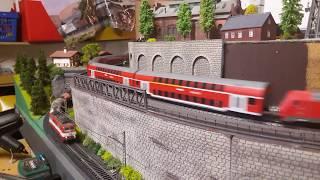 Meine digitale Märklin HO Modellbahn im Bau (1. Teil)