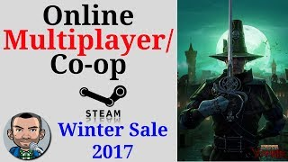 Steam Winter Sale 2017 | Online Multiplayer/ Co-op