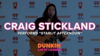 Craig Stickland Performs 'Starlit Afternoon' Live | DLL