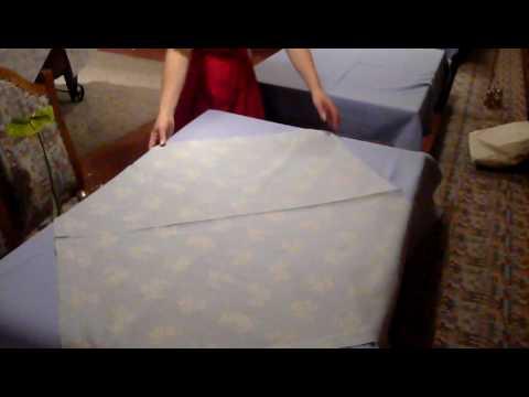 fr hst ckstisch decken teil 2 youtube. Black Bedroom Furniture Sets. Home Design Ideas