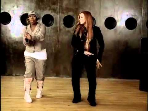 Ciara & Missy Elliott on Behind the Scenes of 1, 2 Step 2004