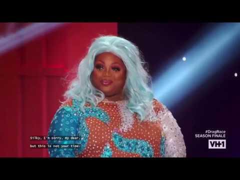 Brooke Lynn Hytes vs  Silky Nutmeg Ganache (Season 11 Finale)