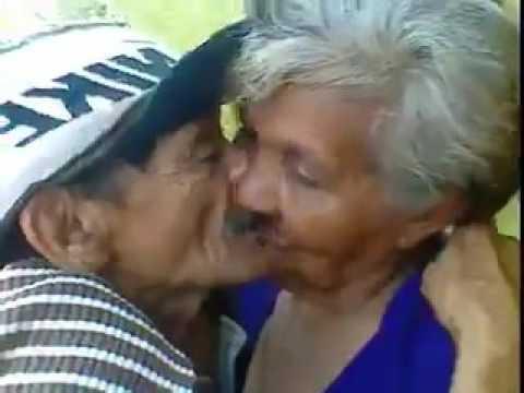 Old man woman romance thumbnail