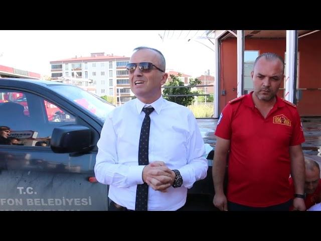 İtfaiye Müdürlüğümüz Kastamonu'daki Sel Bölgesinden Şehrimize Dönüş Yaptı