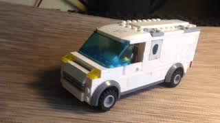 Лего грузовой фургон обзор самоделки (6)