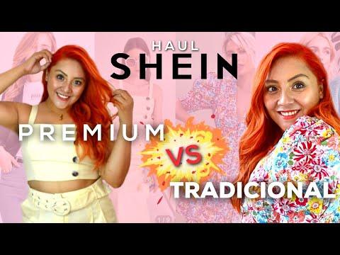 HAUL SHEIN PREMIUM VS TRADICIONAL ¿VALE LA PENA GASTAR TANTO?