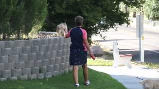 Bonnie's  Wall Walk