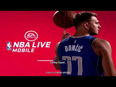 NBA LIVE Mobile Basketball Android Gameplay #3