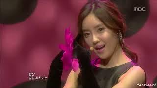 티아라 처음처럼 무대 교차편집(T-ara Like the frist time [Stage Mix])
