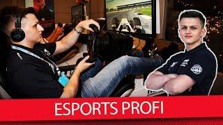 Wie werde ich F1 Esports Profi? - Formel 1 2019 (Interview) // mit Marcel Kiefer