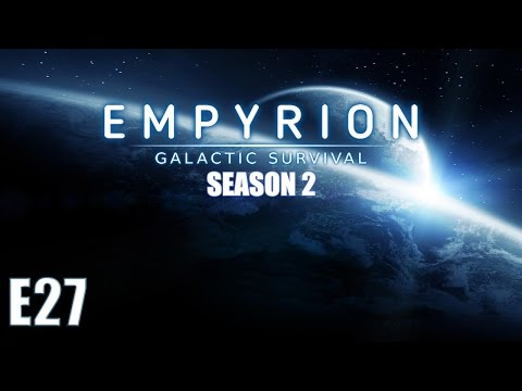 Empyrion Galactic Survival Multiplayer with SPACE COPS - S2E27