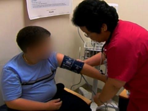Childhood diabetes growing at alarming rate