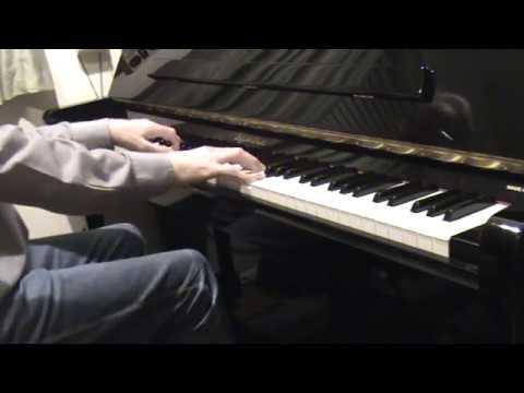 Ten Minutes Ago Cinderella, piano arrangement