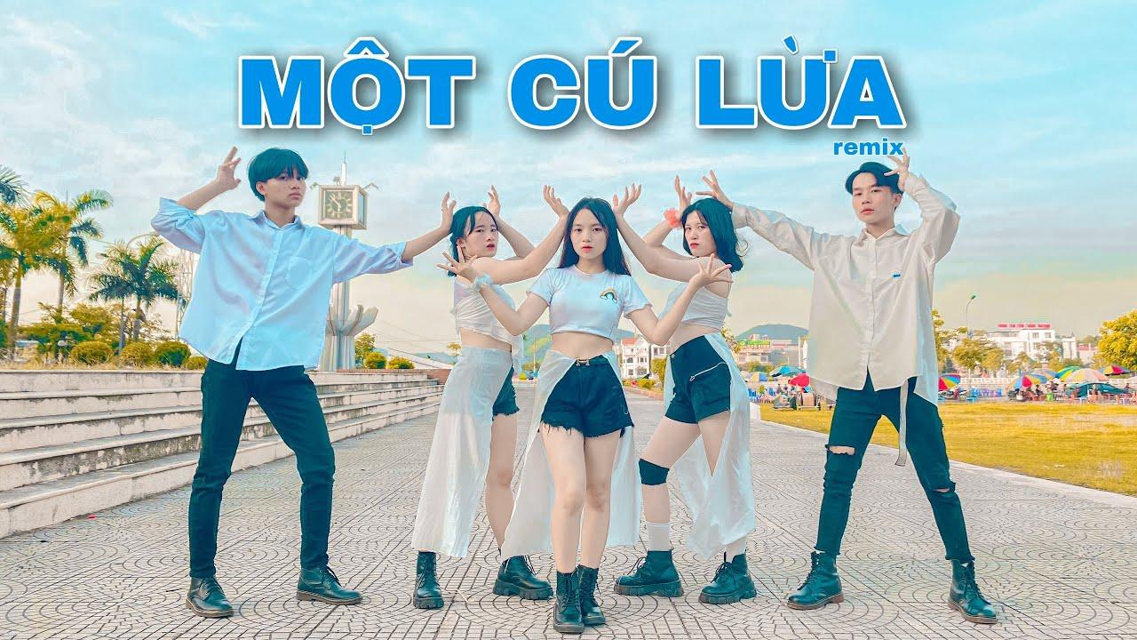 [ VPOP IN PUBLIC CHALLENGE ] Một Cú Lừa ( Remix ) - Bích Phương   dance choreography by C.C CREW