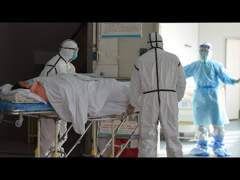 Massive spike in COVID-19 infections and deaths in China