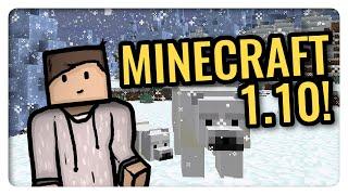 ⛏  Minecraft 1.10 - CO NOWEGO/KIEDY?!