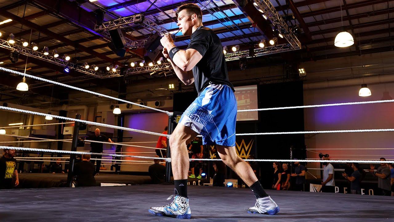 NCAA wrestling great Jacob Kasper sets sights on WWE