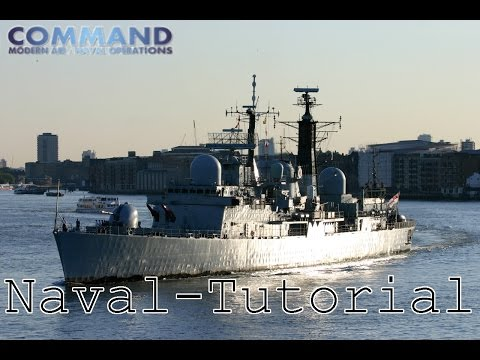 Command: Modern Air / Naval Operations | Uncle Mark´s Tutorial 1 | German