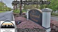 West Wood Estates, Wesley Chapel FL, Neighborhood Tour