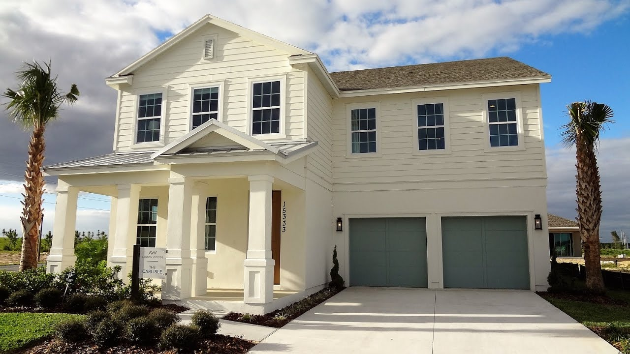 winter garden new homes hamlin reserve by ashton woods homes