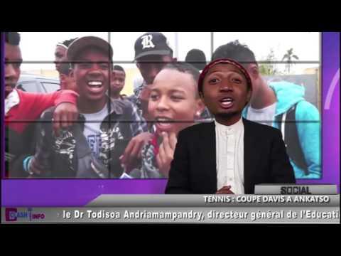 CLASH INFO ED 67 DU DIMANCHE  24 JUILLET 2016 BY TV PLUS MADAGASCAR