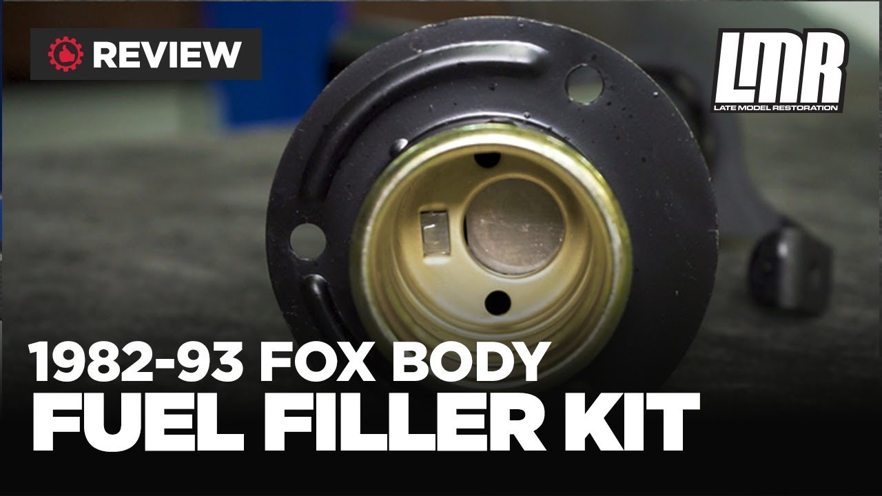 1982-1993 Fox Body Mustang Fuel Filler Neck Kit - Review