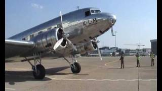 DC-2 Uiver at Schiphol-Amsterdam 2009