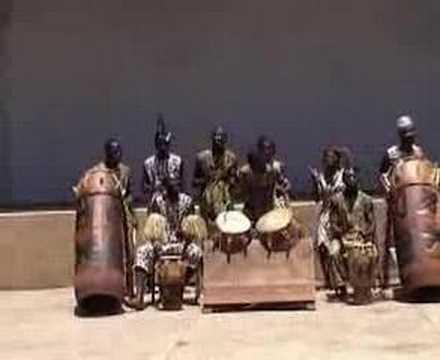 Ballet Sakeva du Ghana