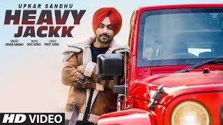 Heavy Jackk Mp3 song download Upkar Sandhu Gupz Sehra | Preet Judge