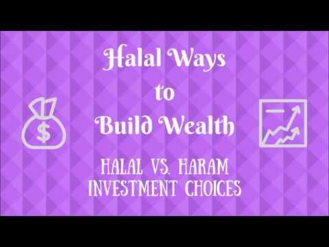 Halal investment options usa