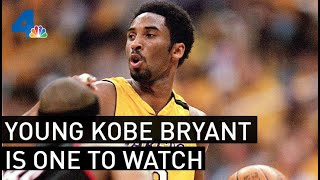 Young Kobe Bryant is One to Watch | From the Archives | NBCLA