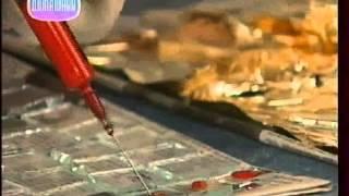 Декоративные страсти с Маратом Ка 2007 Мозаика своими руками или горшок в стиле арт-деко