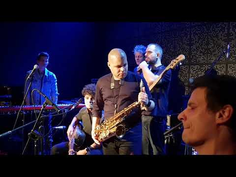 Jam session with special quests Alex Han & Alex Bailey 29.11.2018(5)
