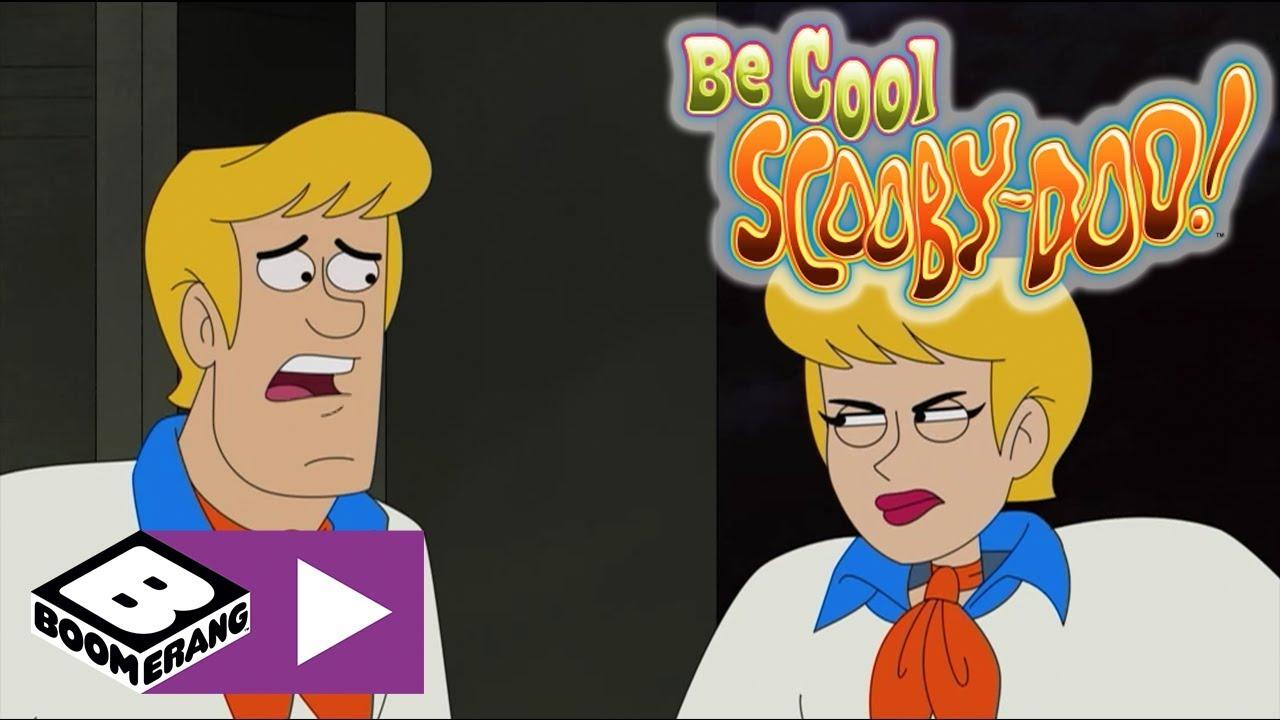 Sakin Ol Scooby Doo   Çöp Canavarı   Boomerang