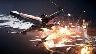 11 Minutes of Star Wars Battlefront 2 Rebel Alliance Gameplay