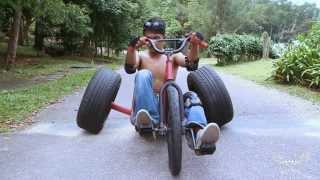 Drift Trike - Pitzine Camp Free Ride (PDT)