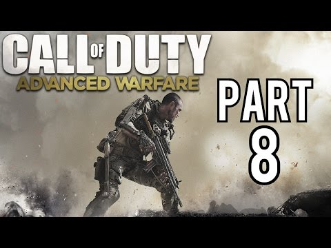 ► Call of Duty : Advanced Warfare | #8 | Captured / Terminus | CZ Lets Play / Gameplay [1080p] [PC]