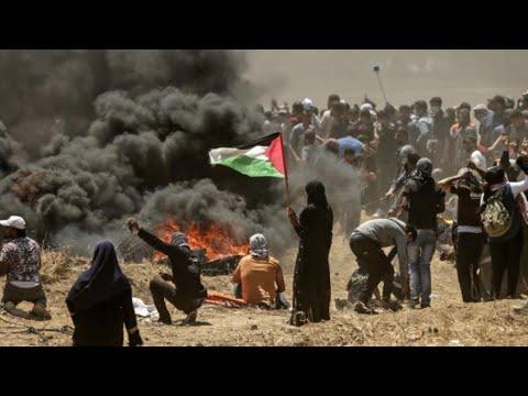 الفلسطينيون يطلبون من الجنائية الدولية التحقيق في -جرائم الحرب الإسرائيلية-  - 11:22-2018 / 5 / 23