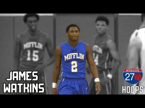 Unsigned Senior Tapes: Mifflin's James Watkins CAN GO Game MiniMix