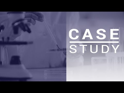 OCT case study: Phase III respiratory infection trial