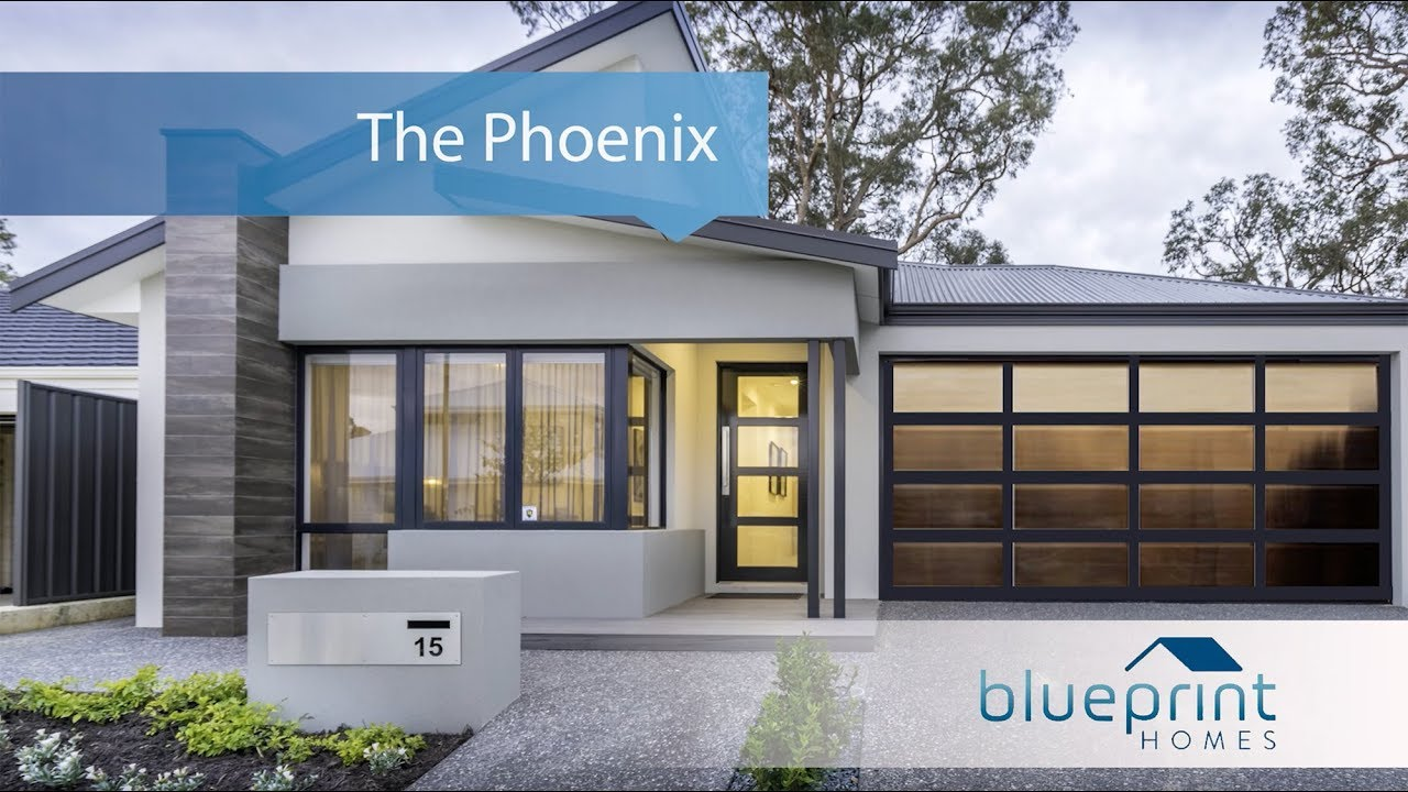 Blueprint Homes The Phoenix Display Home