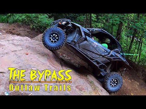Honda Talon And Some X3's Hit Hill Climbs, Trails, And Some Mud