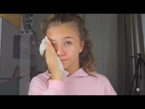 Школьный макияж Кати Адушкиной