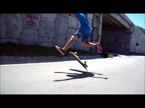 Five trick's no solo com Rian Marques