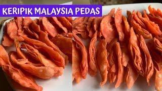 Download Resep Keripik Malaysia Pedas   Super Renyah & Gurih