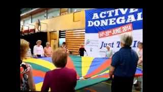 Donegal Sports Partnership - Active Seniors 2014